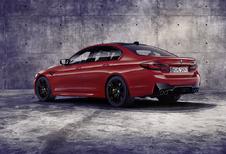 Officieel: facelift BMW M5 en M5 Competition (+ prijzen)