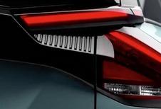 Citroën ë-C4: blik op het achterlicht
