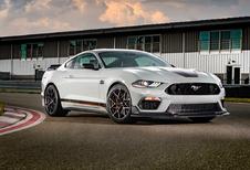 Ford Mustang Mach 1 : entre la GT et la GT350