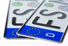 Inschrijvingen in Europa: de helft minder
