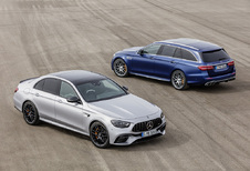 Mercedes-AMG E 63 4Matic+ wordt nog wat straffer