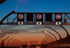 Frankrijk: 110 in plaats van 130 km/u op de snelweg?