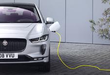 Jaguar I-Pace : recharge accélérée