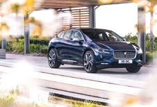 Jaguar I-Pace krijgt driefasig laden en snellere infotainment