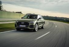 Audi Q5: subtiele facelift