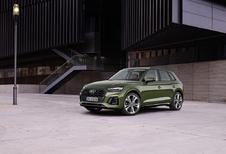 Audi Q5 facelift krijgt OLED en spierballen