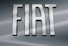 Versimpeld logo voor Fiat