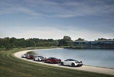 McLaren à la course aux livres sterling