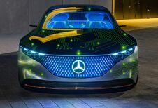 Mercedes s'unit à Nvidia