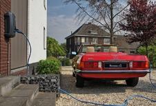 Belgisch bedrijf elektrificeert oude Mercedessen