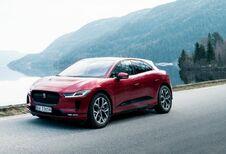Jaguar i-Pace : flotte de taxis à charger sans fil