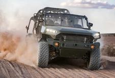 GM krijgt $214 miljoen van Amerikaanse leger voor deze ISV