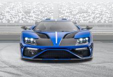 Ford GT wordt compleet van de pot gerukte Le Mansory