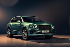 Un profond remodelage pour la Bentley Bentayga