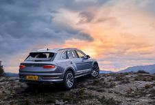 Officieel: facelift Bentley Bentayga nog luxueuzer