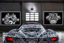 Maserati onthult specs van de MC20-supersportwagen