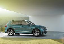 Volkswagen Tiguan facelift ook als plug-in eHybrid