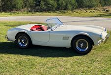 AC Cobra: fini le V8, place à l'électrique et à l'Ecoboost