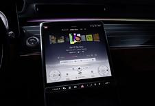 Mercedes S-Klasse: technologie uit de doeken