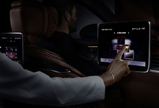 Nieuwe Mercedes S-Klasse houdt je continu in het oog