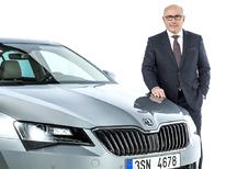 Bernhard Maier n'est plus le CEO de Skoda