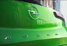 Le Mokka inaugure le nouveau sigle Opel