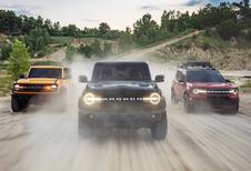 Ford Bronco : sa préférence va aux terres hostiles