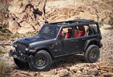 Jeep wil spotlight Bronco stelen met Wrangler V8 Rubicon 392 Concept