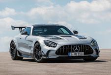 La Black Series donne des ailes à la Mercedes-AMG GT
