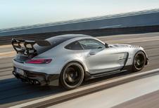 Officieel: Mercedes-AMG GT Black Series