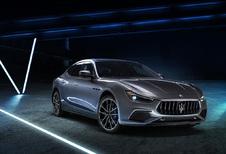 Maserati Ghibli nu ook als Hybrid