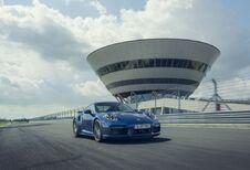 Porsche 911 Turbo: zonder S, maar met pk