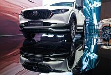 Mazda MX-30 krijgt gezelschap van elektrische CX-30 EV