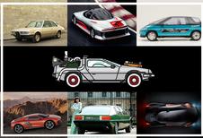 Back to the Future - Moniteur Automobile