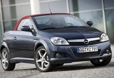 Opel Tigra Twin Top Linea Nera