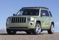 Jeep Patriot EV & Wrangler Unlimited EV