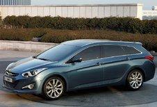 Hyundai i40 Wagon First Edition (Plus)