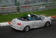Opel Cascada op de Nürburgring