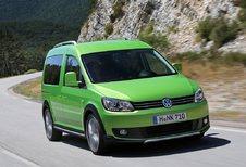 Volkswagen Caddy Cross