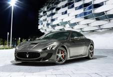 Maserati GranTurismo MC Stradale vierzitter