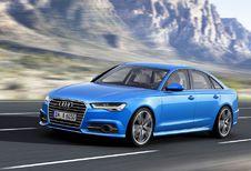 Facelift pour les Audi A6 et A6 Avant