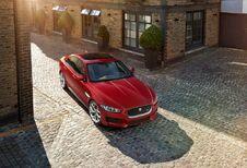 Jaguar XE op een nieuw platform