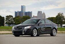Opel en Chevrolet rijden zelfstandig zoals Cadillac