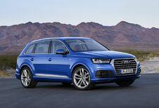 Salon auto Bruxelles 2015 : Audi Q7 au régime minceur