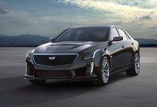 Cadillac CTS-V, klaar voor de Autobahn