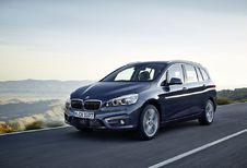 BMW Série 2 Gran Tourer à 7 places