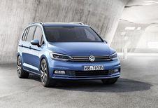 Volkswagen Touran à la sauce MQB