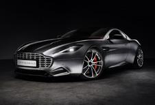 Aston Martin Thunderbolt, de Vanquish van Henrik Fisker