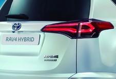 Toyota bevestigt komst RAV4 Hybrid