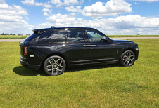 Rolls-Royce Cullinan Black Badge (2020)